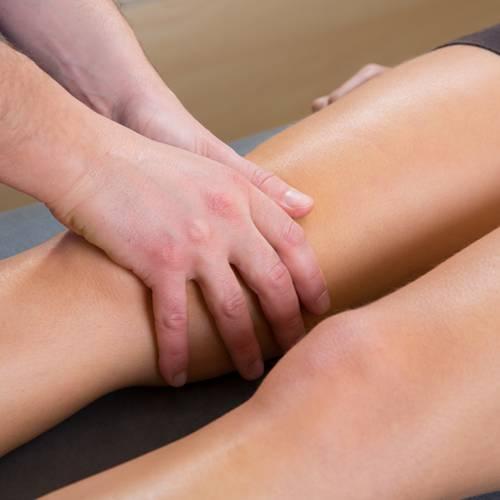 Deep Tissue Massage Session At Massaggi