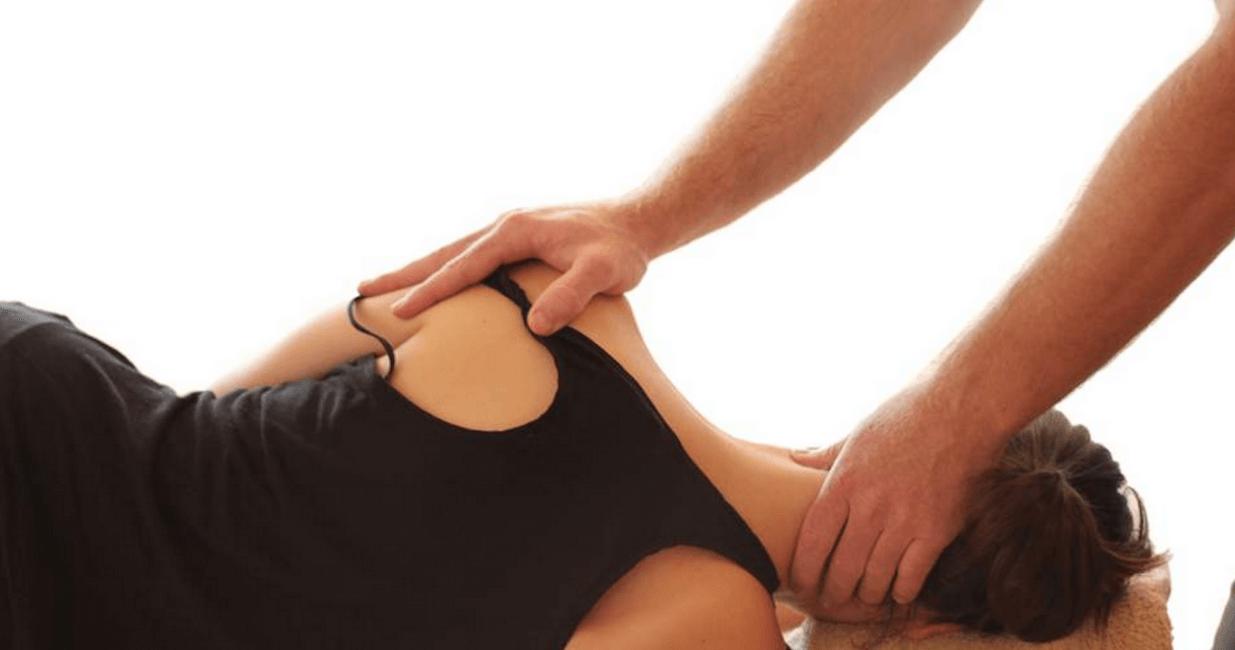 Back Massage Near Me