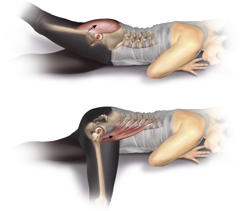 Hip Flexor Stretches  For Tight Hip